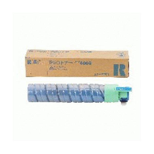 リコー IPSiO トナータイプ400B シアン 636670 1個
