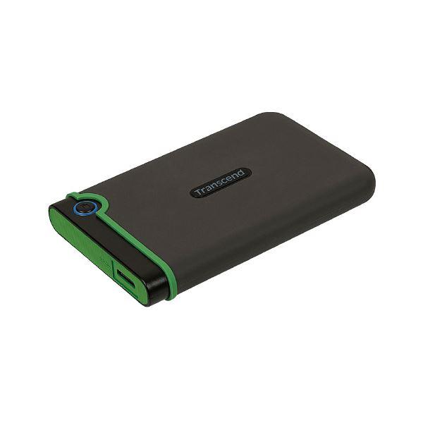 (まとめ)トランセンド ポータブルHDD 1.0TB TS1【×5セット】
