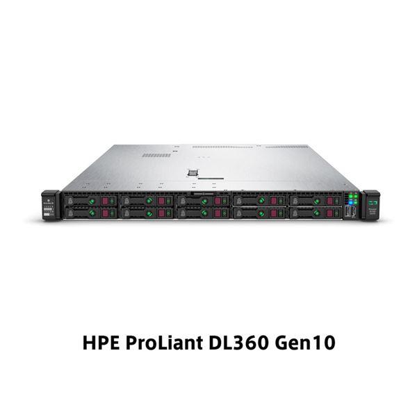 HP(Enterprise) DL360 Gen10 Xeon Gold 5217 3.0GHz 1P8C 32GBメモリホットプラグ 8SFF(2.5型) P408i-a/2GB 800W電源 366FLR NC GSモデル
