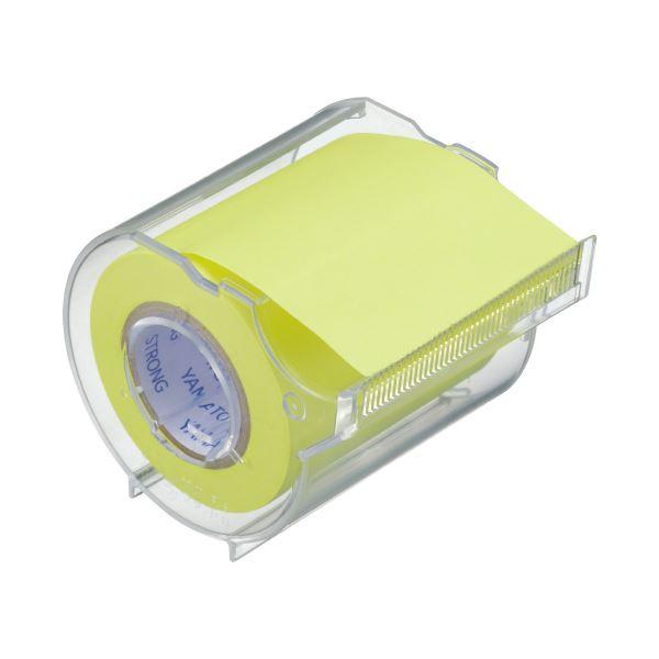 (まとめ)ヤマト メモックロール強粘着PRK-50CH-LEレモン(×50セット)