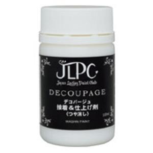 (まとめ)JLPCデコパージュ接着&仕上げ剤100ml【×5セット】