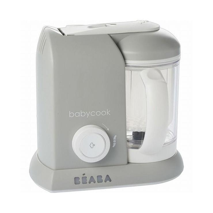 BEABA ベアバ ベビークック 離乳食メーカー グレー FDEA912511【送料無料】