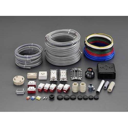 送料無料 期間限定の激安セール 電気工事士技能試験 部材セット EA37 100%品質保証!