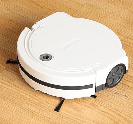ROOMMATEロボット掃除機ノーノ―ダストII RM-72F 1台3役 掃き 吸引 モップ掛け 自動走行 自動掃除 障害物感知バンパー付き【送料無料】