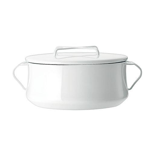 ダンスク コベンスタイル 両手鍋 2QT ホワイト ADV1401