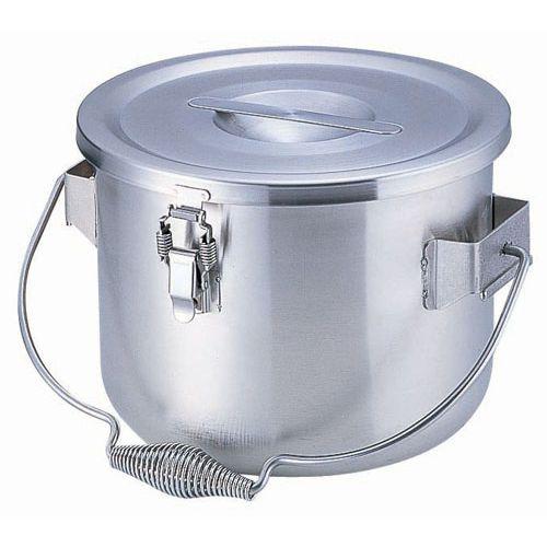 ムラノ 18-8真空食缶 4L ASYA804
