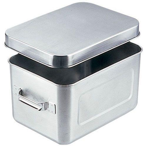 オオイ金属 18-8保温・保冷バット マイルドボックス サラダ用 7l(蓋付)004 ABTA9