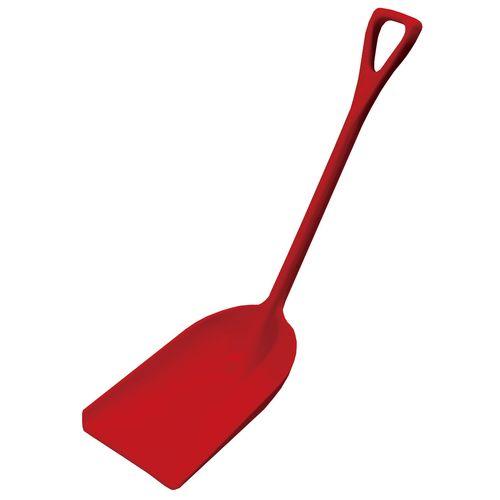 CARLISLE(カーライル) スコップ 41076 レッド ASK6503