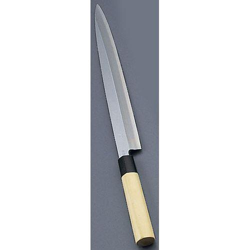 堺寛光 匠練銀三 刺身(片刃) 21cm 37551 AZT3201