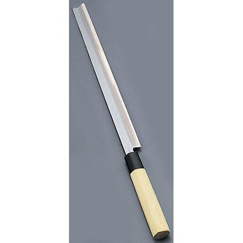 堺寛光 匠練銀三 蛸引(片刃) 24cm 37563 AZT3502