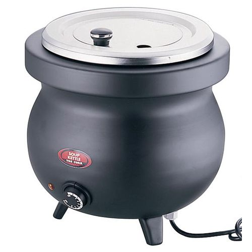 TKG 湯煎式 電気スープケトル ESC08