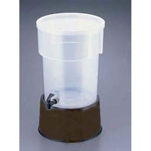CARLISLE(カーライル) 丸型ビバレッジディスペンサー 2229 5ガロン 茶 FBB0804