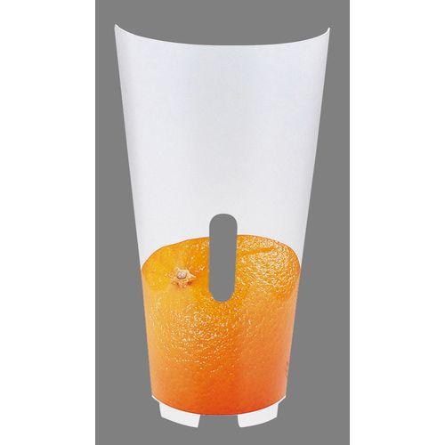 フレリック EB-706K用フロントカバー オレンジ 3ZU031 FZY5701