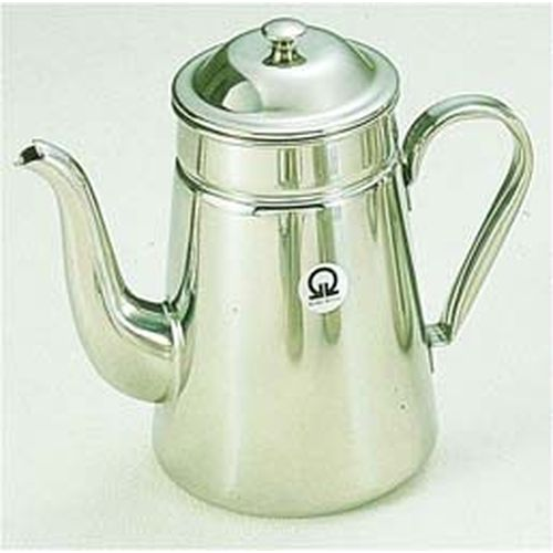 遠藤商事 SA18-8コーヒーポット #16(電磁調理器用) FKC01001