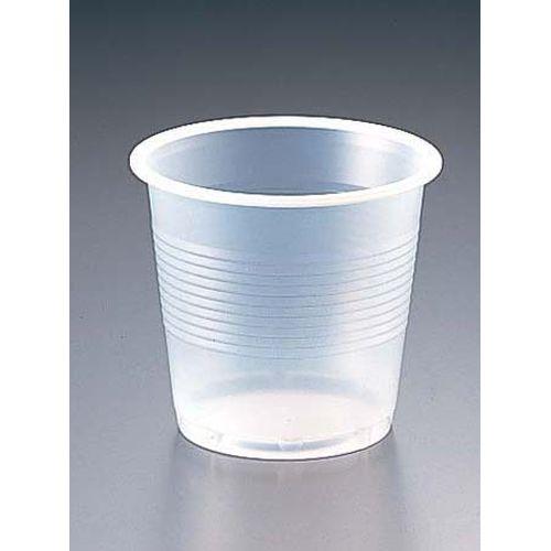日本デキシー プラスチックカップ(半透明) 5オンス(2500個入) XKT6005