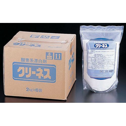 ライオン クリーネス(酸素系漂白剤) (2Kg×6袋入) JSV6801