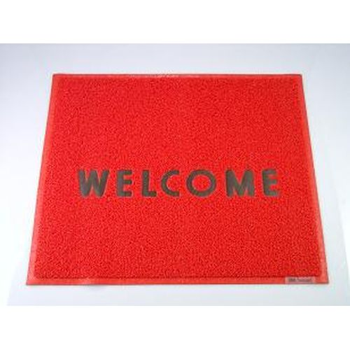 3M 文字入マット WELCOME 赤 KMT1313A