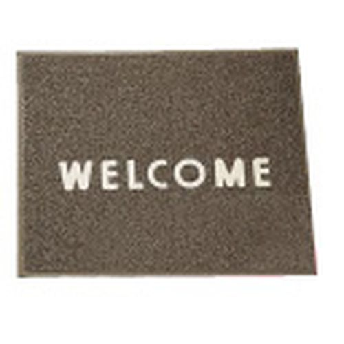 3M 文字入マット WELCOME 茶 KMT1316A