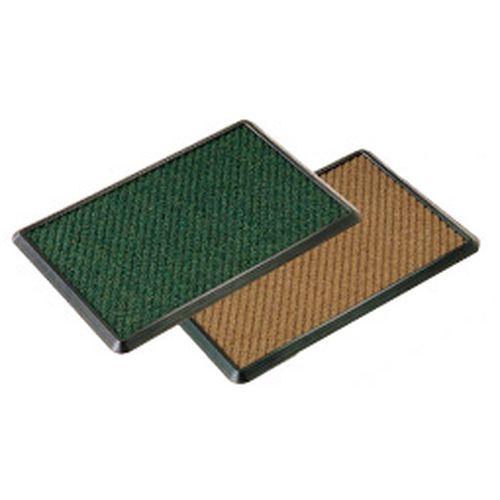 コンドル 消毒マットセット 900×1200 緑 KMT2301