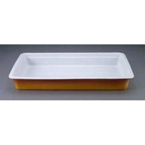 ロイヤル 陶器製 角ガストロノームパン PC625-11 1/1 カラー NGS012