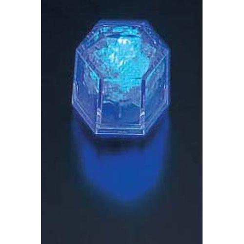 マックスタッフ ライトキューブ・クリスタル 高輝度 (24個入) ブルー PLI4401