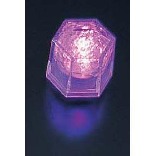 マックスタッフ ライトキューブ・クリスタル 高輝度 (24個入) パープル PLI4404
