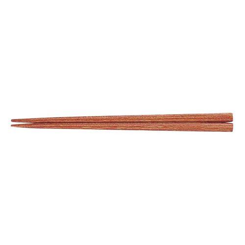 遠藤商事 木箸 京華木 チャンプ (50膳入) 21cm RHS45021