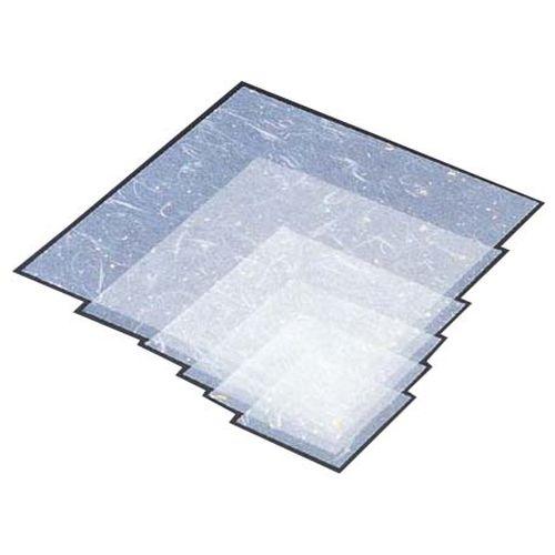 マイン 金箔紙ラミネート 白 (500枚入) M30-427 QKV23427