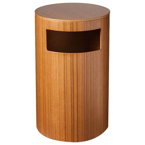 サイトーウッド 木製 テーブル&ダストボックス 990T チーク WGM2501
