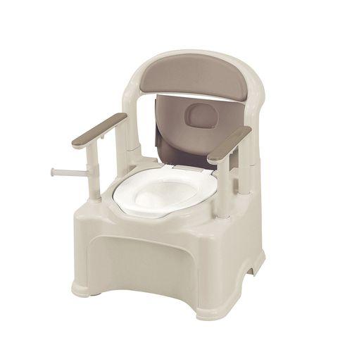 リッチェル きらく ポータブルトイレ PS2型 ZPC7201
