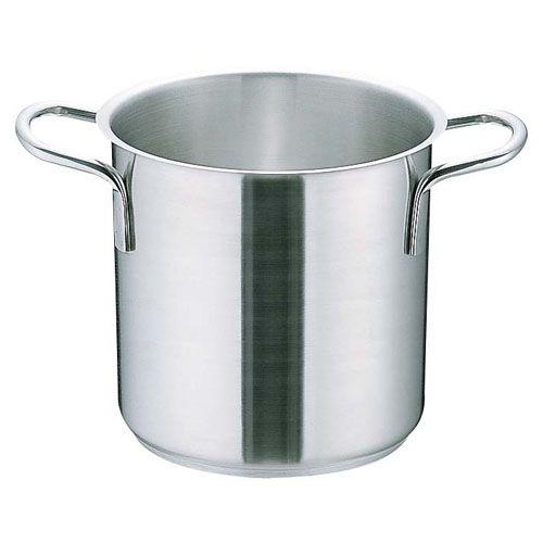 ムラノ インダクション18-8寸胴鍋 (蓋無)45cm AZV7708