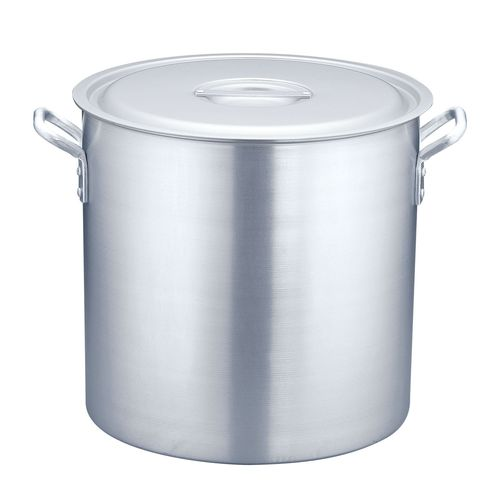 TKG 寸胴鍋 アルミニウム(アルマイト加工) (目盛付)TKG 45cm AZV6345