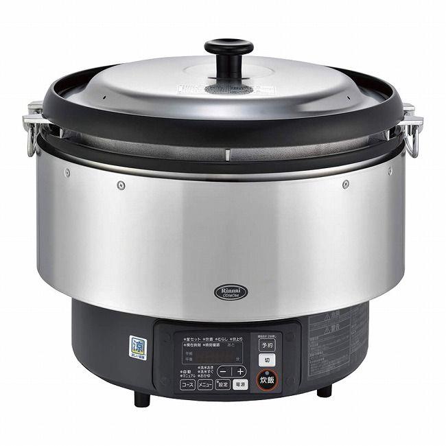 リンナイ ガス炊飯器αかまど炊き RR-S500G 12・13A [DSIM602]