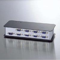 [ELECOM(エレコム)] ディスプレイ分配機 VSP-A8(代引き不可)