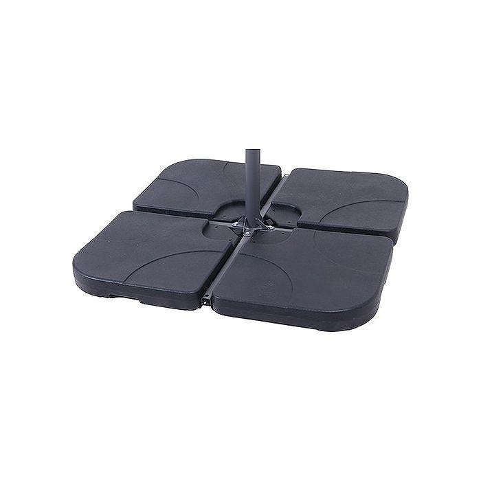 送料無料 ウォーターベース ハンギング用 セール品 W500×D500×H75mm 代引不可 期間限定で特別価格 HDPE おしゃれ