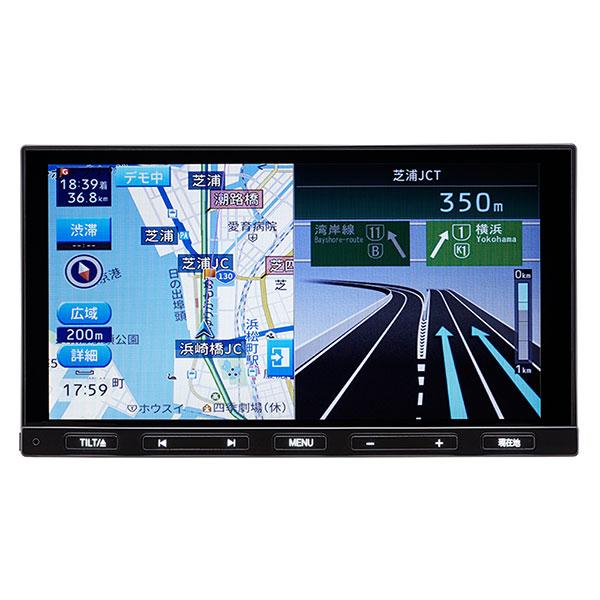 デンソーソリューション SOLINGソーリン カーナビ SL3118NV メモリーナビゲーション内臓 DVD Bluetooth 地上デジタルTV【送料無料】