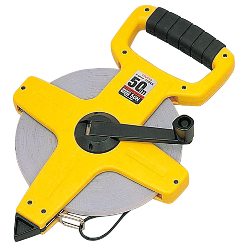 タジマ・エンジニアスーパーHSP50・HSP-50 大工道具:測定具:長尺もの巻尺(代引き不可)【送料無料】