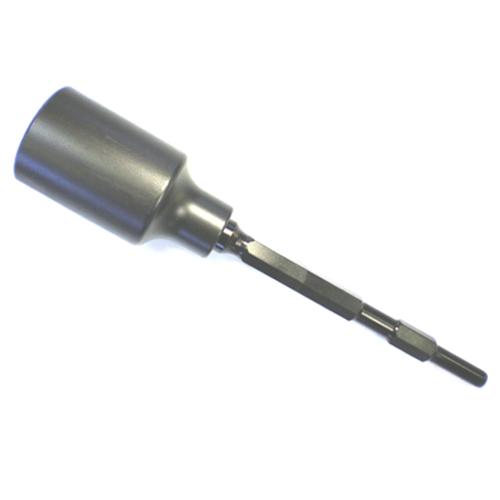ラクダ・単管打込アダプターB型・17HX355MM 先端工具:コンクリートドリル:ラクダ製品(代引き不可)【送料無料】