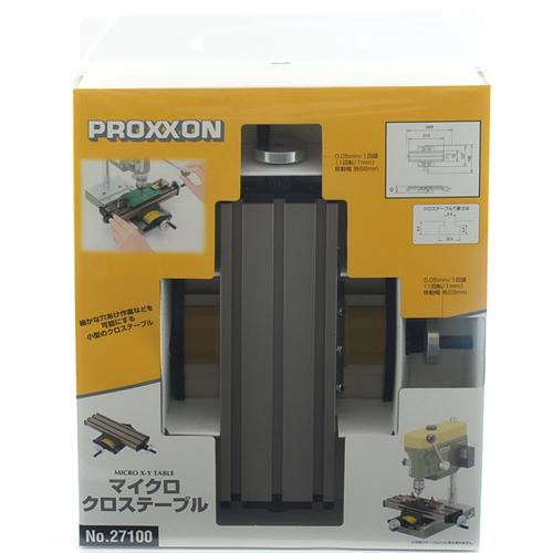 プロクソン・マイクロクロステーブル・NO.27100 先端工具:ホビーツール:プロクソン製品(代引き不可)【送料無料】【S1】