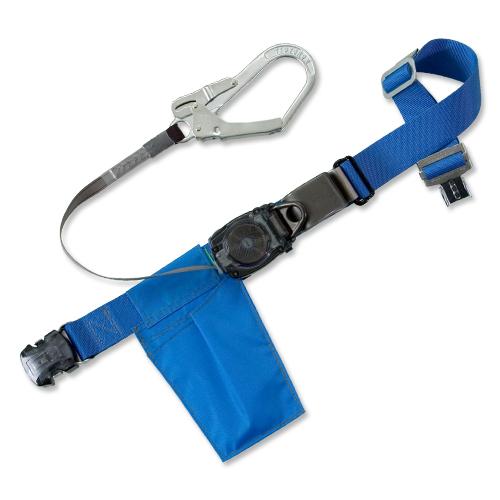 ツヨロン・リトラ安全帯・RN-OT590-BL4-B 先端工具:保護具・安全用品:安全帯(代引き不可)【送料無料】