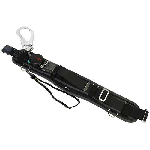 ツヨロン 安全帯ORL SPandCD付 ORL-OT593SV-L(代引不可)【送料無料】