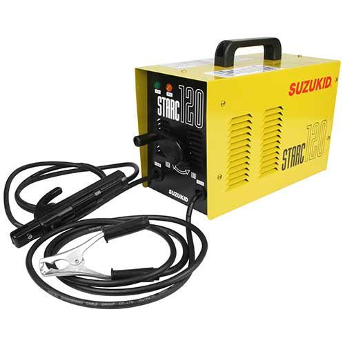 スズキット スターク120低電圧溶接機 SSC-122(60Hz)(代引不可)【送料無料】