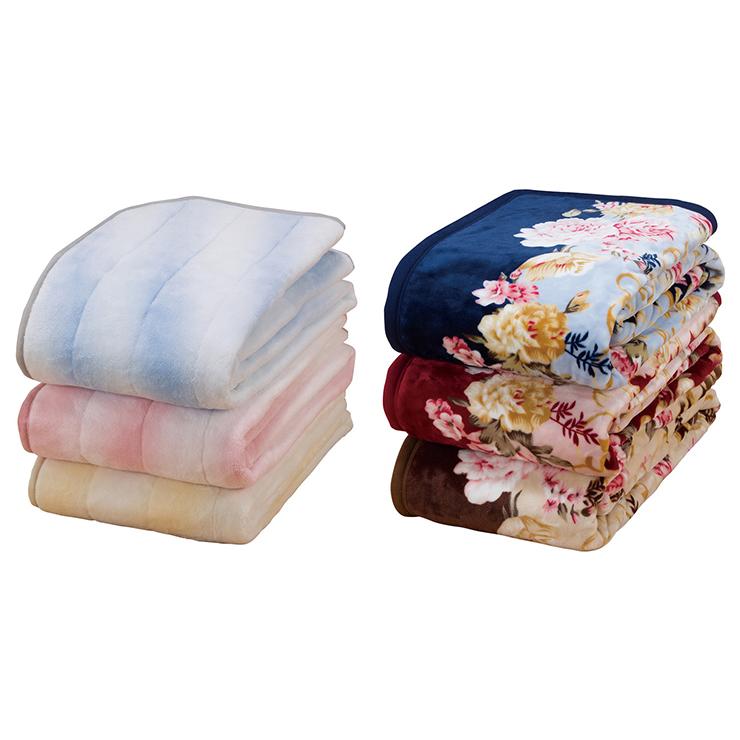 ニューマイヤー毛布&オーロラ敷パッド6点 シングル 毛布 敷きパッド セット あったか マイヤー毛布 敷パッド パット(代引不可)【送料無料】