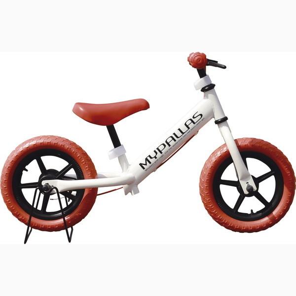 子供用ペダルなし自転車 ちゃりんこマスター レッド MC-01 RD(代引不可)【送料無料】