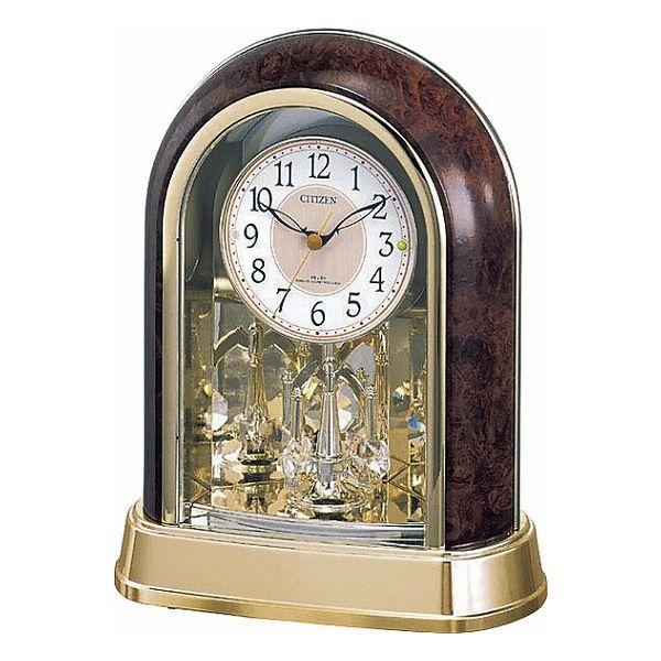 シチズン 電波置き時計 4RY656-023(代引不可)