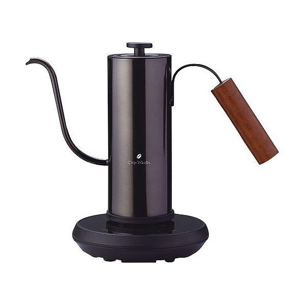 アピックス 温度調節機能付き電気カフェケトル FSKK-0929 BM(代引不可)