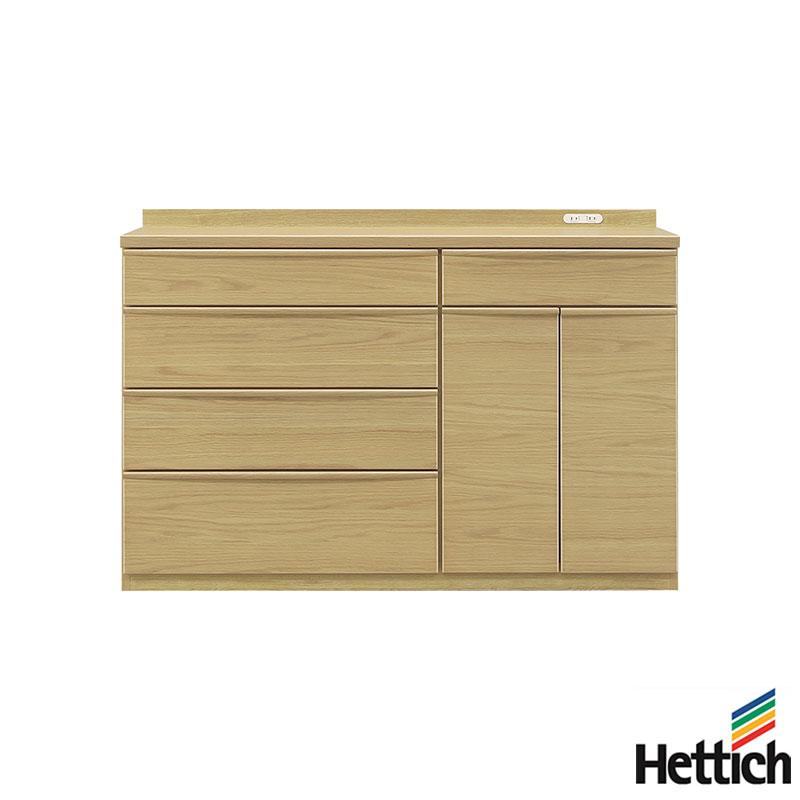 食器棚 キッチンカウンター 幅140cm 高さ95cm 開梱設置無料 オープンシェルフ 完成品 キッチン収納 収納 キッチンボード(代引不可)【送料無料】