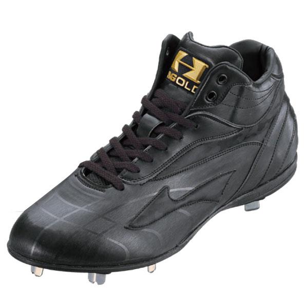 ハイゴールド Hi-Gold PKD-700 埋込固定歯スパイク 野球用品 軽量合皮サテン 金具スパイク【送料無料】