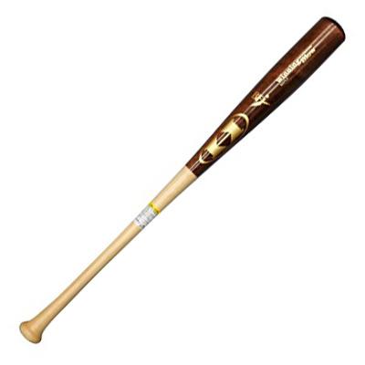 Hi-GOLD ハイゴールド 硬式用 木製バット メイプル WBT-10171 ブラウン×ナチュラル 84cm 野球 Baseball バット【送料無料】