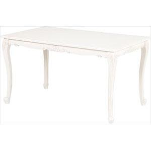 ダイニングテーブル RKT-1762AW (代引き不可)【送料無料】